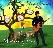 Steven Graves - Matter of Time - Cover Image